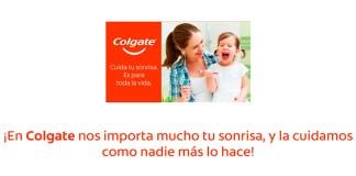 Consigue una revisión bucodental gratis con Colgate