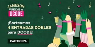 Jameson Irish Whiskey te invita a Festival Dcode