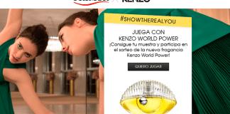 Muestras gratis de Kenzo World Power con Primor