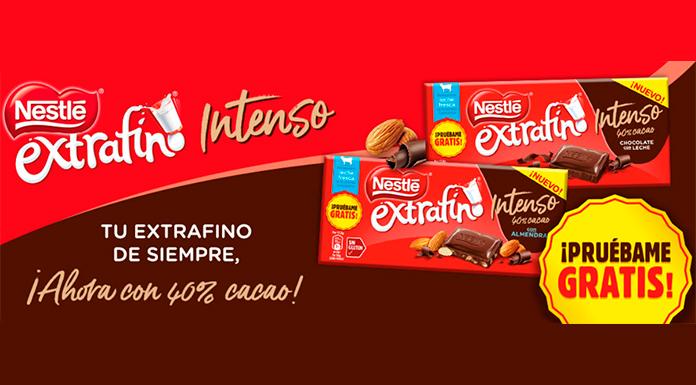 Prueba gratis Nestlé Extrafino Intenso