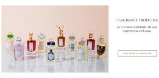 Muestras gratis de los perfumes Penhaligon's