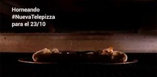 Telepizza regala 1.000 pizzas