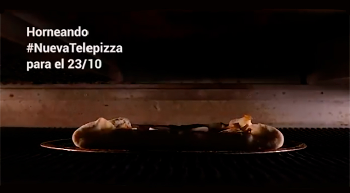 Telepizza regala 1.000 pizzas