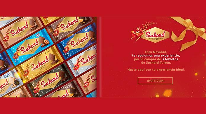 Gana un regalo seguro con Suchard