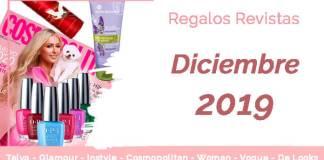 Regalos Revistas Diciembre 2019