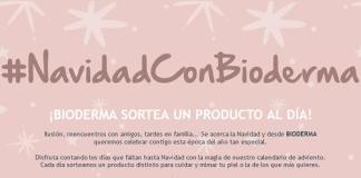 Calendario de adviento Bioderma 2019
