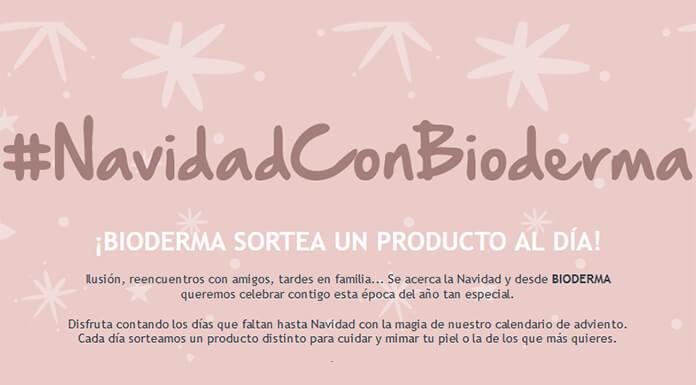 Calendario de adviento Bioderma 2019