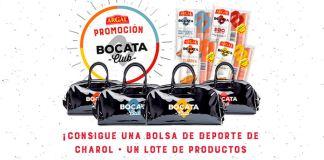 Consigue una bolsa de deporte y otros premios con Argal