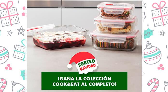 Gana la colección Cook&Eat al completo con Tatay