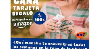 Gana una tarjeta regalo de 100 euros con Kh-7