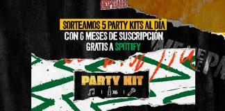 Desperados sortea 5 party kits al día