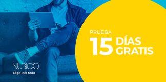Disfruta de 15 días gratis en Nubico