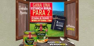 Gana una estancia rural para 2 con Gvtarra
