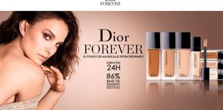 Muestras gratis de Dior Forever