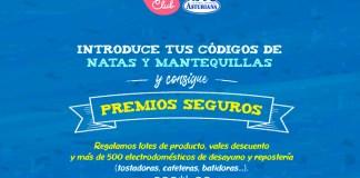Gana premios seguros con Club Central Lechera Asturiana