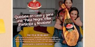 """Gana una """"pata negra"""" Villar"""