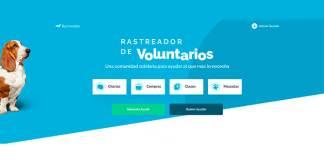 Rastreador de Voluntarios