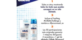 Gana 1 Kit de afeitado Gillette Skinguard