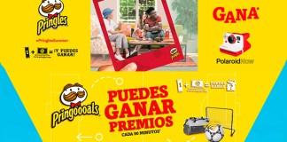 Gana una Polaroid Now y otros regalos con Pringles