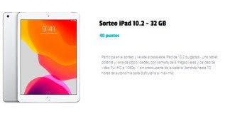 Sorteo de iPad 10.2 de Central Lechera Asturiana