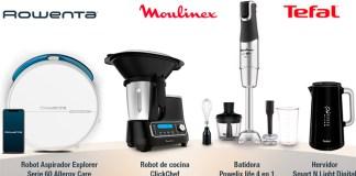 The Insiders da a probar productos de Rowenta, Moulinex y Tefal