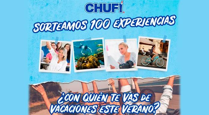 Gana una experiencia gratis con Horchata Chufi