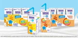 Kuvut da a probar gratis Nestlé Crecimiento Junior +1