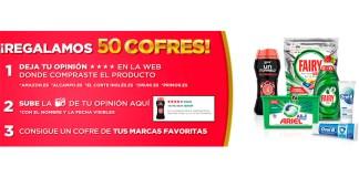 Próxima a ti regala 50 cofres de las marcas favoritas