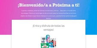 Próxima a ti reparte 151 productos de Procter & Gamble