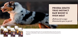Prueba gratis True Instinct Raw Boost o High Meat