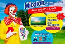 Sorteo de 7 TV y regalos directos de calcetines con Micolor