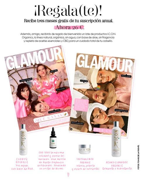 Regalos Revista Glamour Pocket Suscripción Julio 2020
