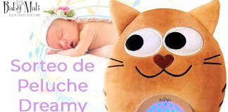 Sorteo de Peluche Dreamy de Baby Mati