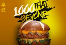 PadThaiWok regala 1.000 Thai beyond burgers