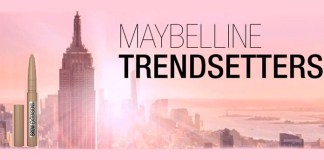 Prueba gratis Brow Xtensions con Maybelline Trendsetters