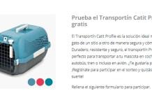 Prueba gratis el Transportín Catit Profile