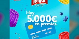 Royal reparte 5.000 euros en premios