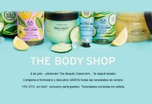 Talleres de Belleza The Body Shop