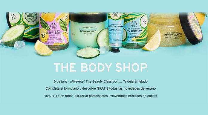 Talleres de Belleza The Body Shop