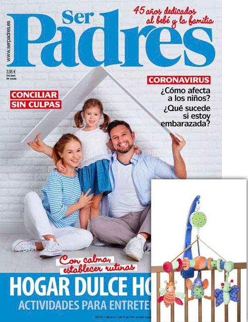 Regalos revista Ser Padres por suscripción agosto 2020