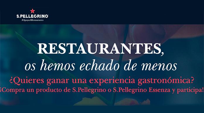 Gana una experiencia gastronómica con S.Pellegrino