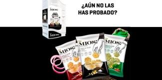 Muestras gratis de Snacks Mios con Samplia