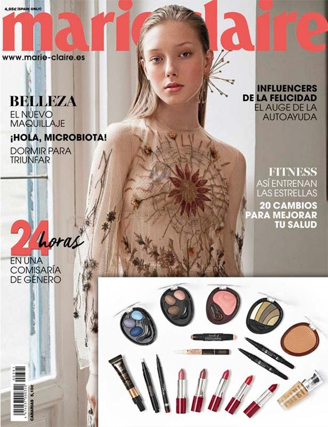 Regalos Revista Marie Claire por suscripción Septiembre 2020