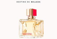 Muestras gratis del perfume Valentino