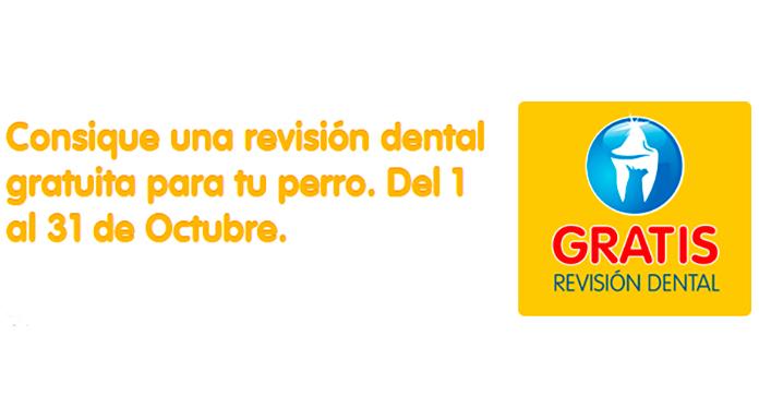 Revisión dental gratuita para tu perro con Pedigree