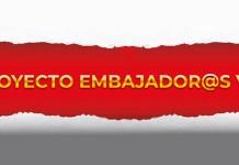 Sorpresa en proyecto embajadores VIP