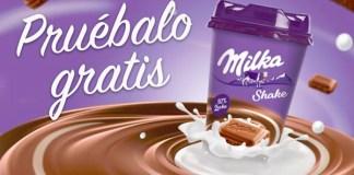Prueba gratis Milka Shake