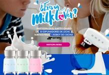 Celta sortea 50 espumadores de leche