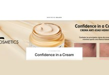 Muestras Gratis de Confidence in a Cream