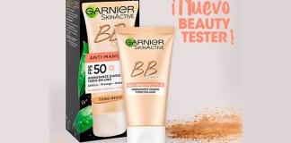 Prueba gratis la nueva BB Cream de Garnier